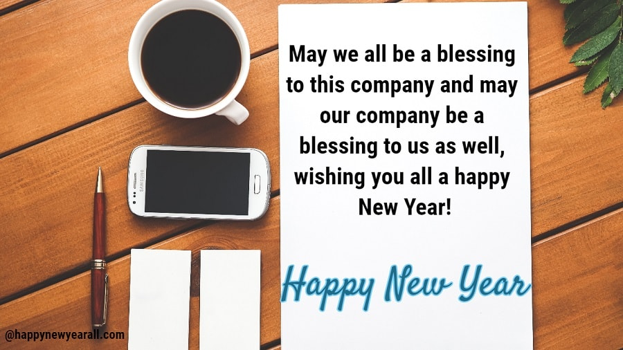 Happy New Year 2019 Messages for Clients