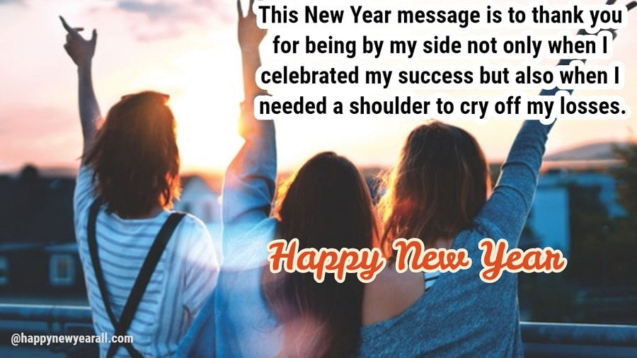 Happy New Year Wishes to Elders