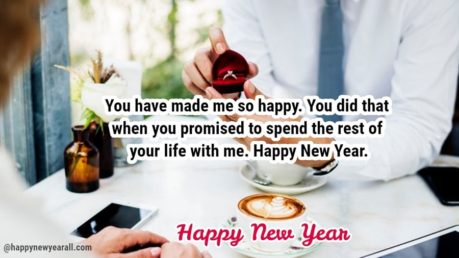 New year quotes for husband