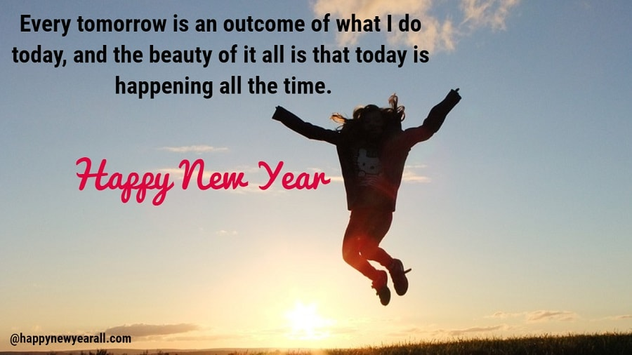 New year quotes with pictures for facebook