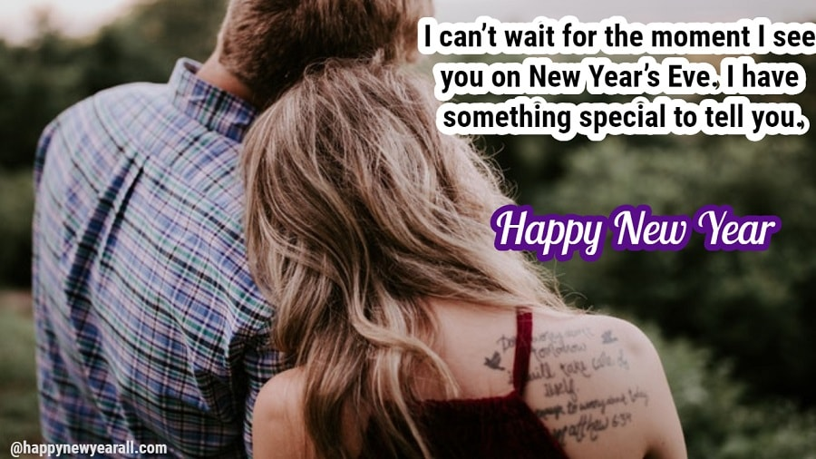 Happy New Year 2021 Romantic Messages