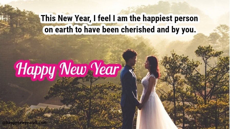 Happy New Year 2019 Romantic Messages