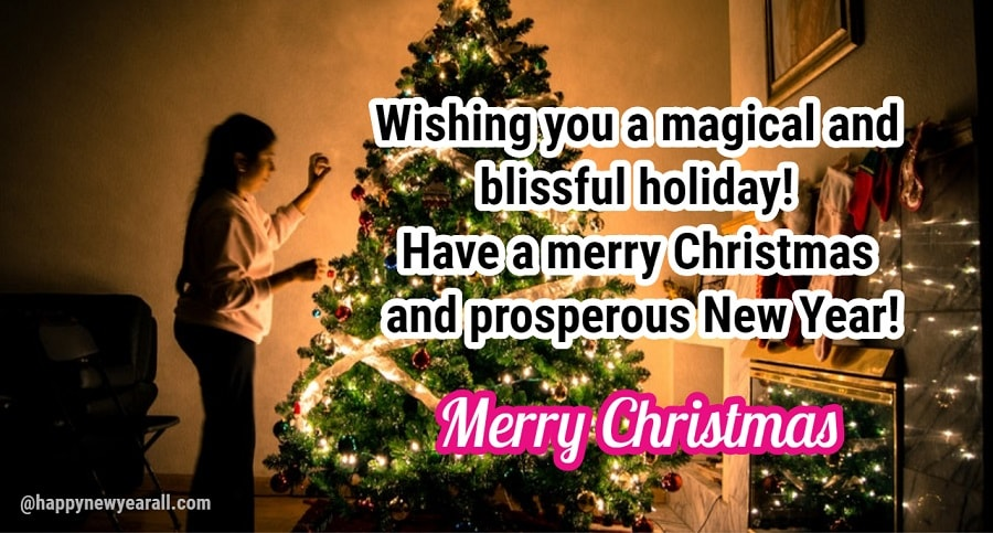 114+ Short] Merry Christmas 2018 Wishes Messages Quotes and Sayings ...