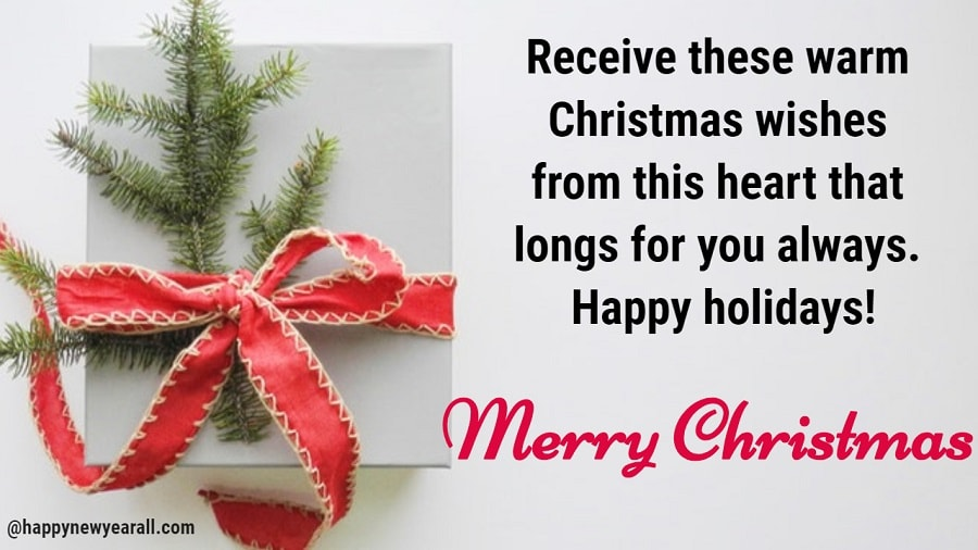 Merry Christmas Messages Wishes for Someone Special