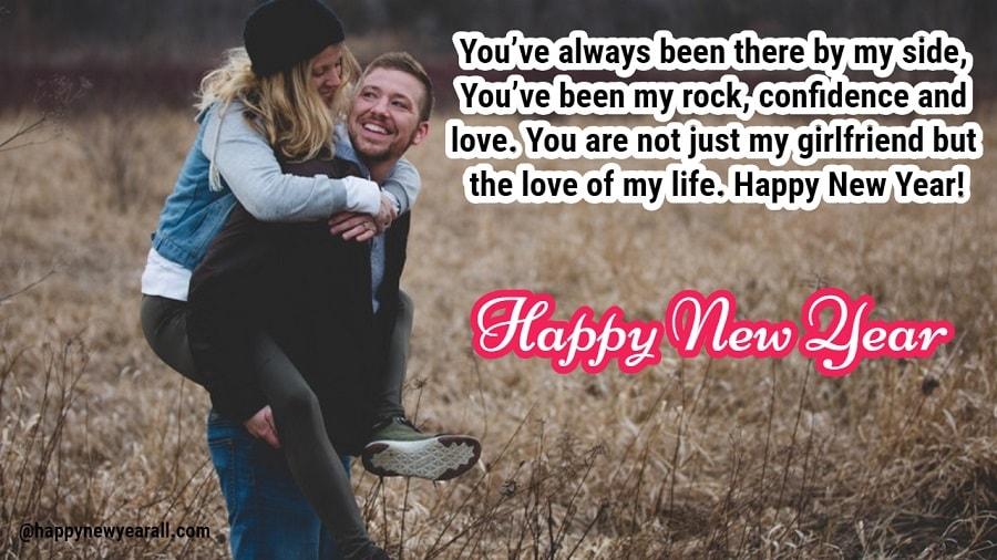 Happy new year 2019 quotes for girlfriend