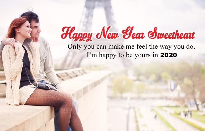 New Year Wishes 2020 For Couples
