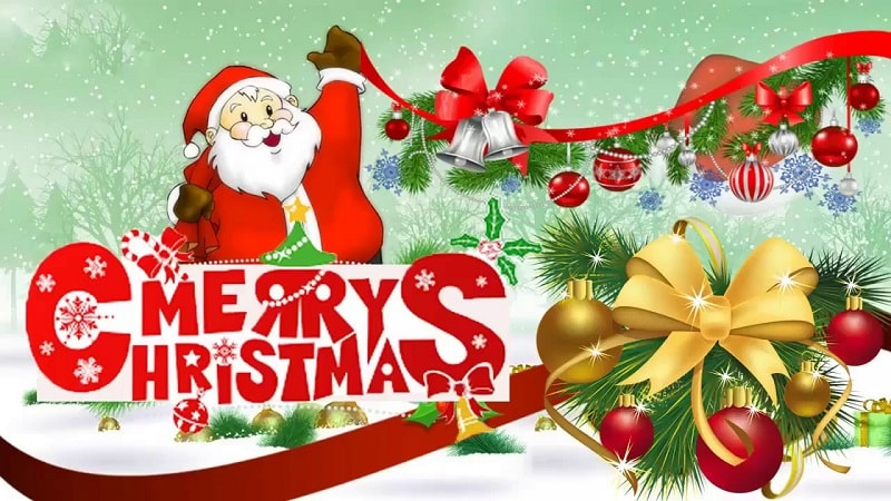 Happy Christmas Images Download