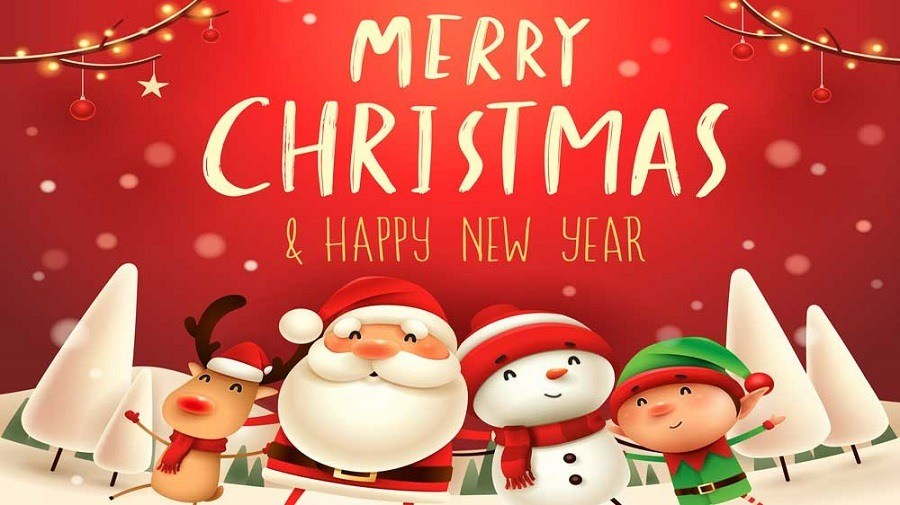 Merry christmas whatsapp status