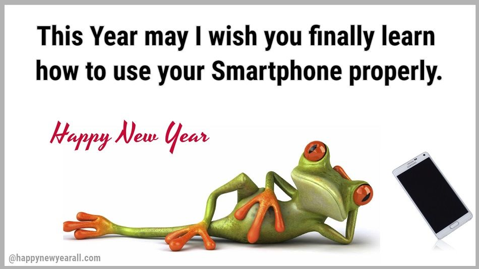 Happy New Year Quotes Funny