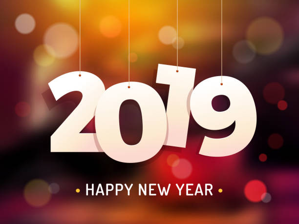 Happy New Year Wallpaper 2019