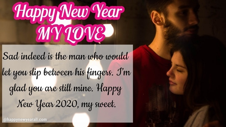 New Year Love Quotes