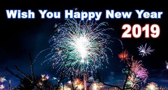 Happy New Year 2019 Wishes Quotes Messages And Images Free Download