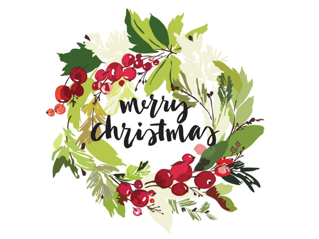 Merry Christmas Messages Card