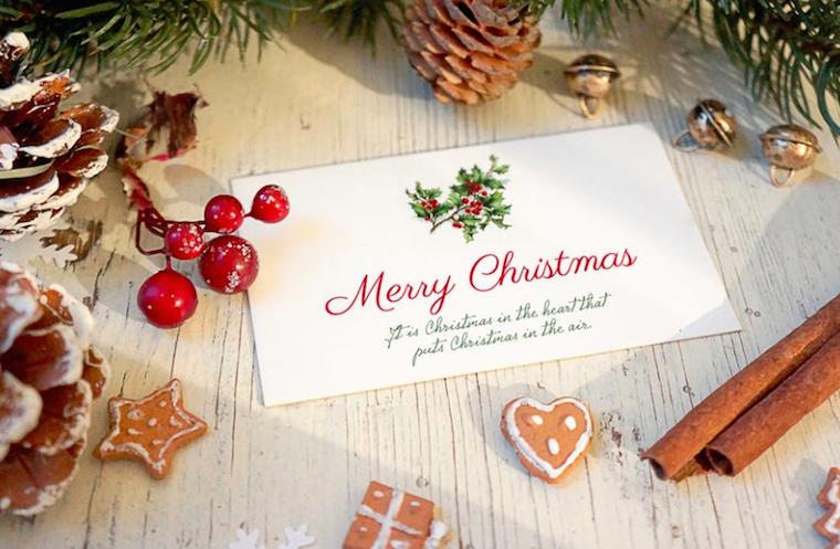 Merry Christmas Card 2019