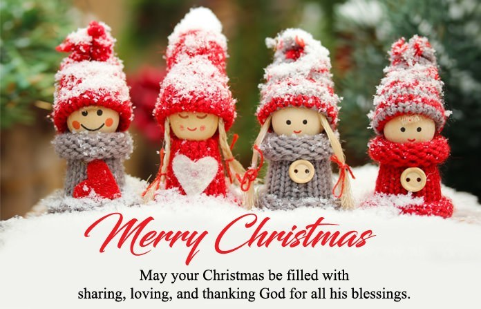 Merry Christmas Wishes Messages 2018