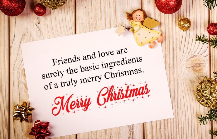 Happy Merry Christmas Wishes