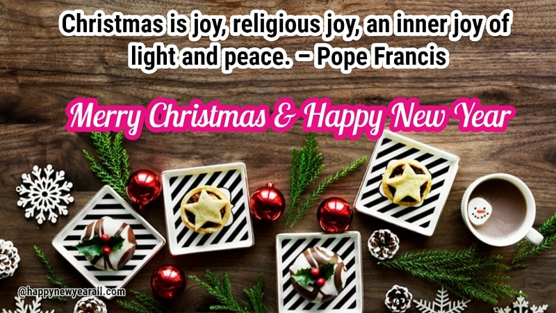 merry cristmas and happy new year quotes and sayings