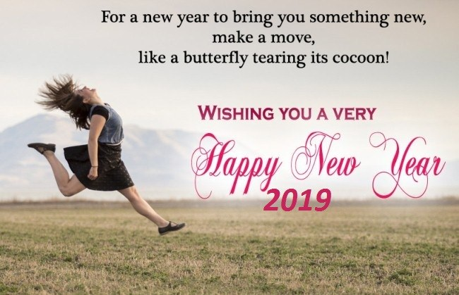 1000 Happy New Year 2019 Quotes Sayings For Friends Family