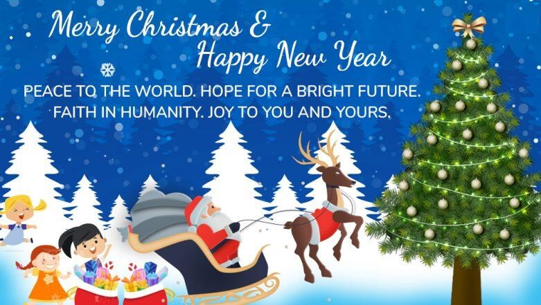 Cristmas and happy new year Messages