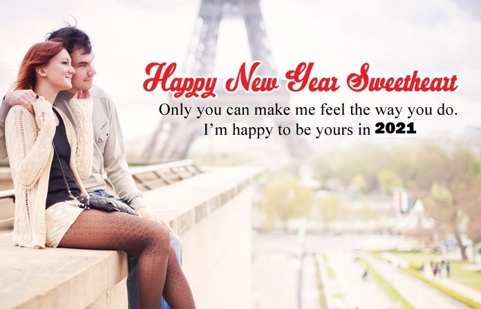 New Year Wishes 2021 For Couples
