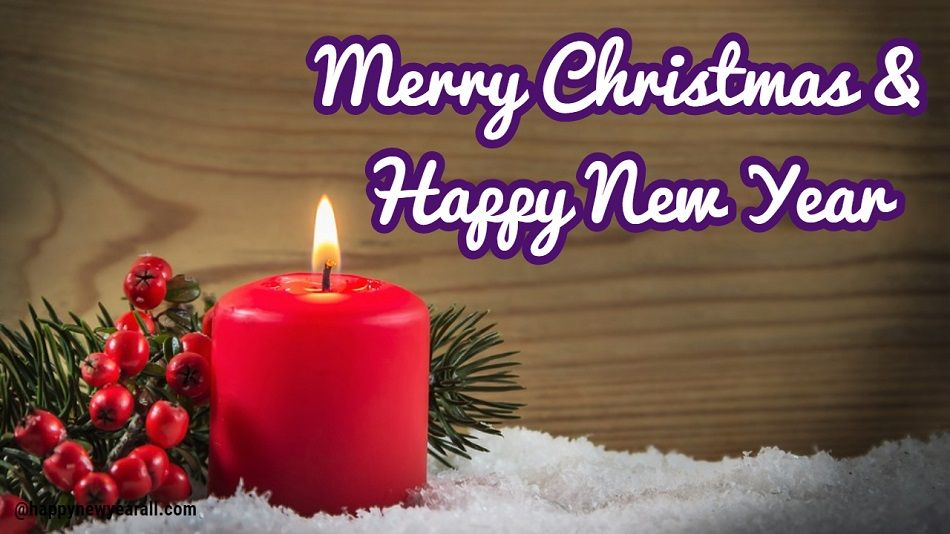 We wish Merry christmas and happy new year