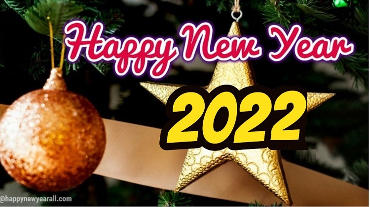 New Year Wishes 2022