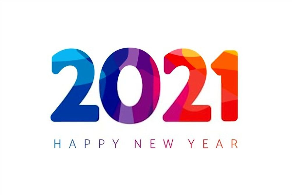 2021 Happy New Year Images