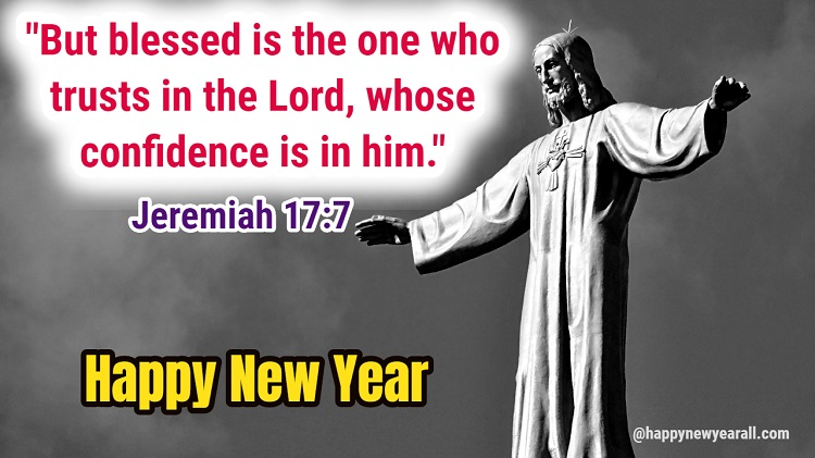 Bible Verses New Year Quotes