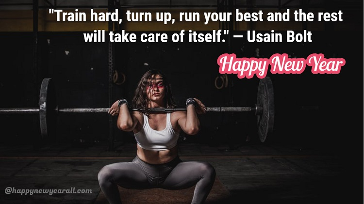 Happy New Year Fitness Quotes 2021