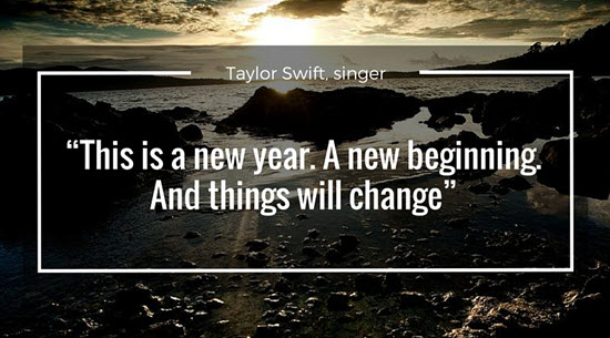 Happy New Year Goal Quotes