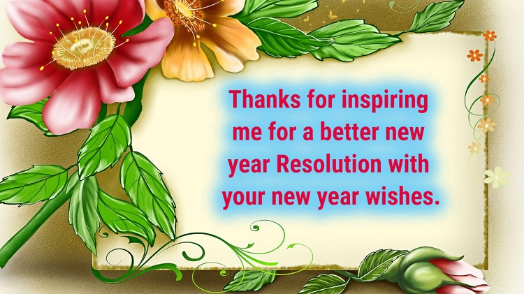 Happy New Year Thank You Messages 2021