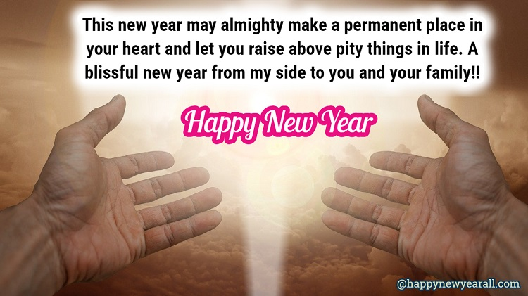Inspirational Spiritual Happy New Year Quotes