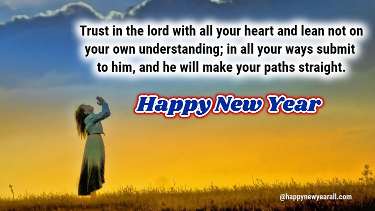 Inspirational Spiritual New Year Quotes