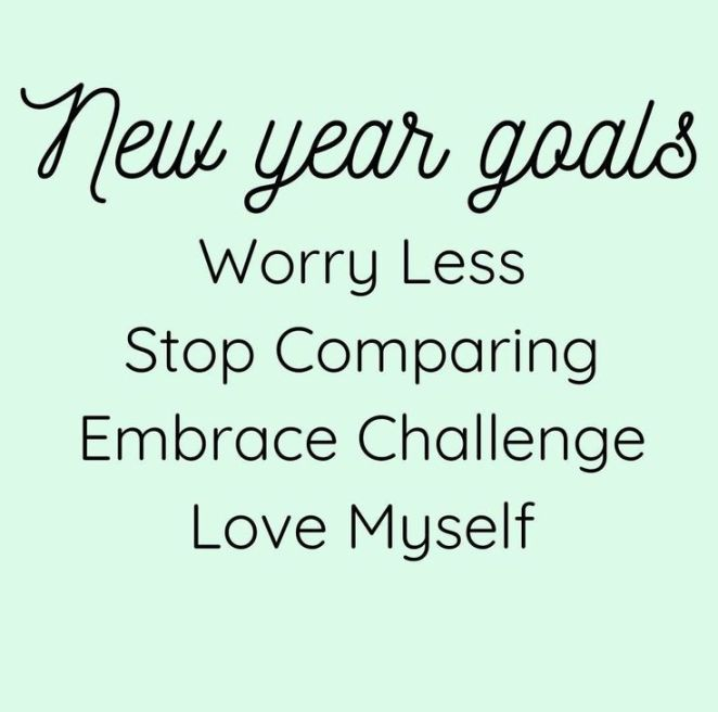 New New Year Goal Quotes