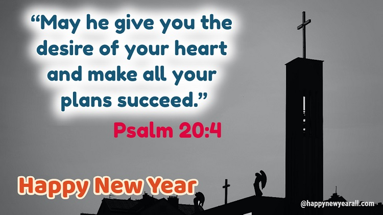 New Year Beginning Bible Verses Quotes