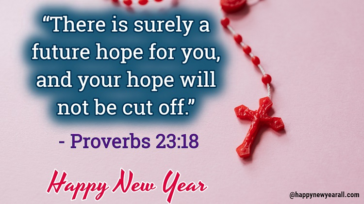New Year Beginning with Bible Verses 2021