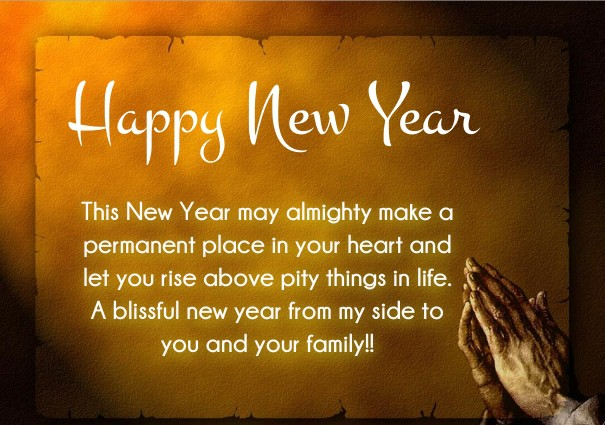 New Year Devotional Messages