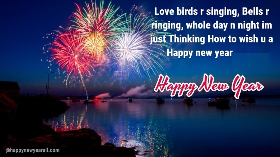 New Year Heart Touching Wishes for Friends