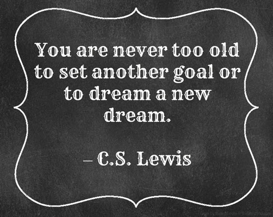 New Year New Goal Quotes