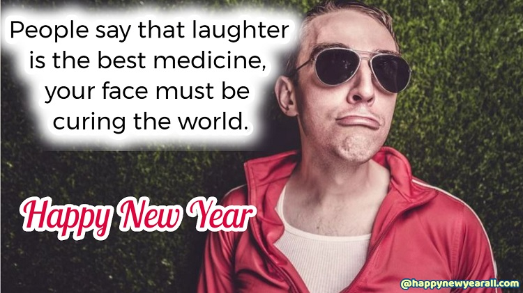 New Year Sarcastic Quotes 2021