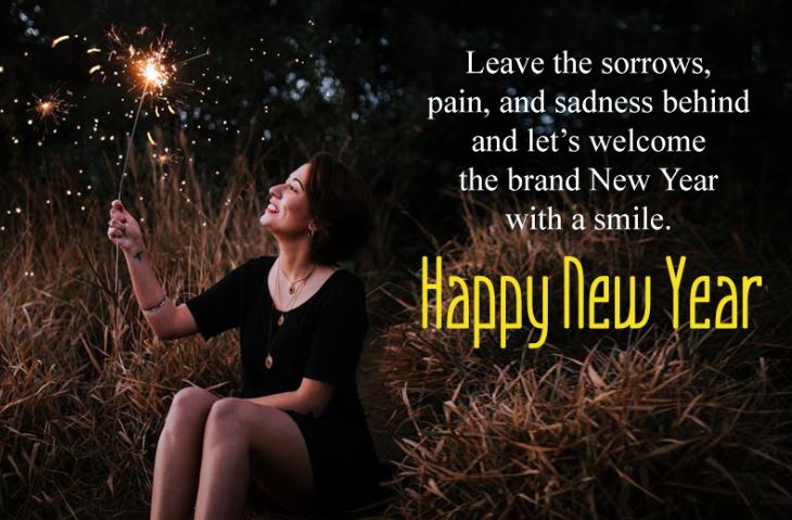 New year wishes for someone special 2021