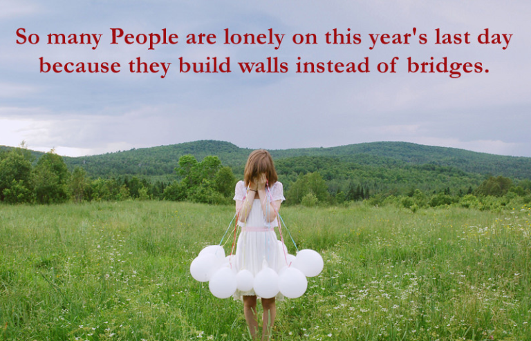 Sad New Year Quotes and Images