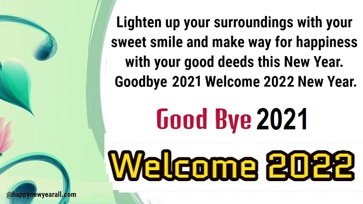 Welcome 2022