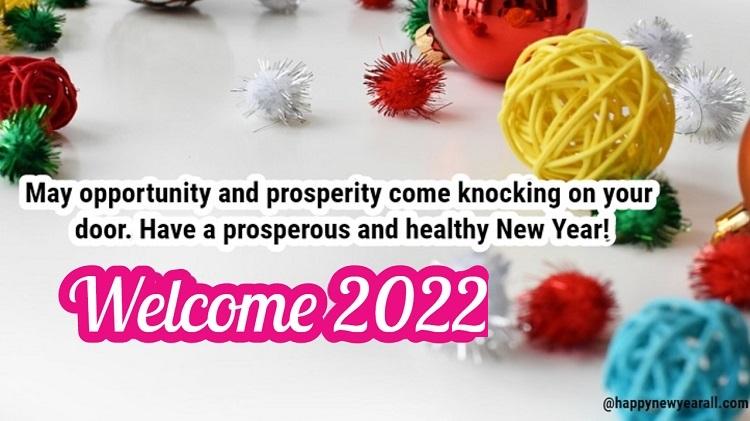 Good Bye 2021 Hello 2022